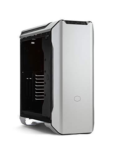 Cooler Master MasterCase SL600M Midi-Tower Negro, Plata - Caja de Ordenador (Midi-Tower, PC, Aluminio, Acero, Negro, Plata, ATX,Micro ATX,Mini-ITX, Hogar/Oficina)