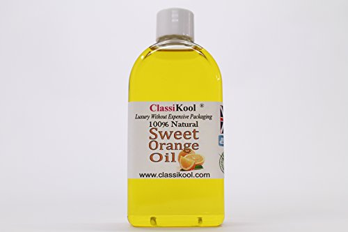 Classikool-100ml-Pure-Sweet-Orange-Oil-for-Aromatherapy-and-Massage-FREE-UK-Post