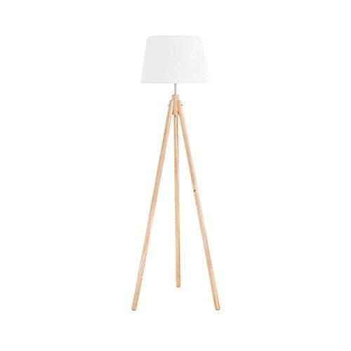Lámpara de pie del trípode - lámpara económica de la encuesta del Caballete de la economía del hogar para el Dormitorio, la guarida, la Familia o la Sala de Estar o la Oficina