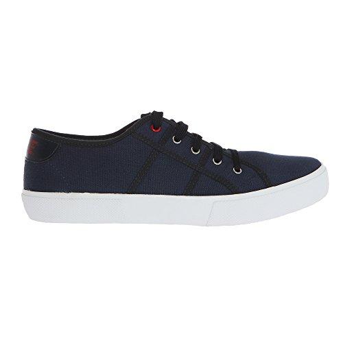 RIFLE Souliers de femme, chaussures de sport avec lacets 161W15237 ANDREA Bleu Marine