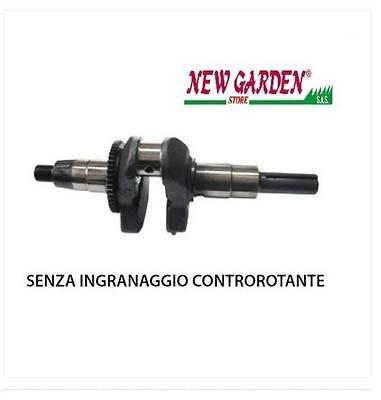 Albero a gomito motore DIESEL LOMBARDINI STD15LD500 RUGGERINI RY120 cod.1051.352 - Motore Diesel A Gomito