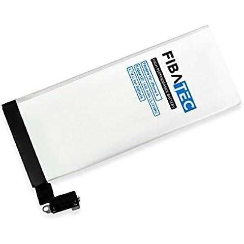 FIBAtec iPhone 4 Batería de primera calidad virgen calidad