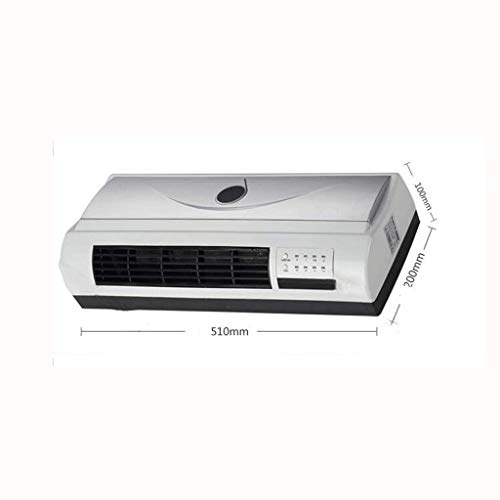 CALCETINES-Calentador-Montaje-En-Pared-Bao-De-Doble-Uso-Control-Remoto-Domstico-Bao-Elctrico-51-Cm-20-Cm-10-Cm