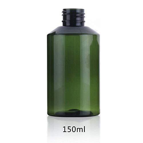Reiseartikelflaschen, Nachfüllbare Plastik-Unterflasche für Toner, Emulsion, Essenzöl, Flüssigkeiten, Shampoo (50/100/150 / 200ml) - 50 Ml Face Wash