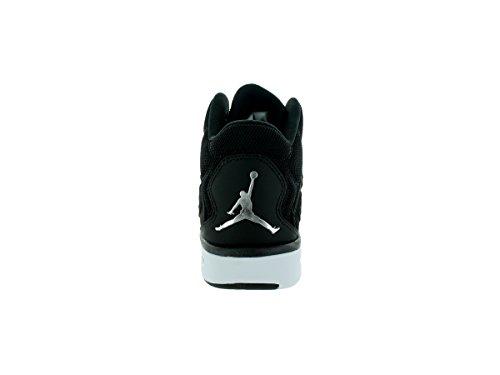 Nike Jordan New School Scarpe Da Pallamano, Uomo Multicolore (Negro / Blanco (Black/White-Black))