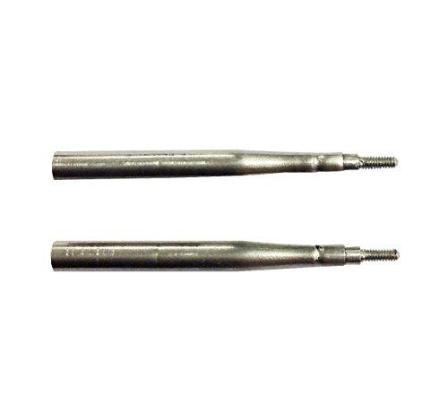 hiyahiya Spitze Adapter, Metall, silber, KLEIN