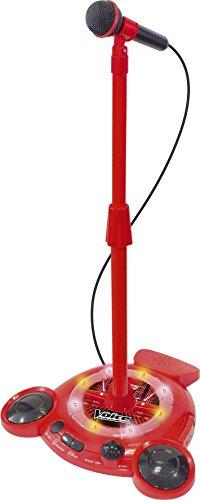 Lansay 17559 - Accessoire Pour Instrument De Musique - Micro Sur Pied The Voice