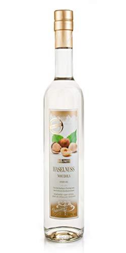 DOLOMITI Haselnuss-Schnaps Premium Spirituose 40% vol.   Haselnussschnaps   1 x 0,5 Liter
