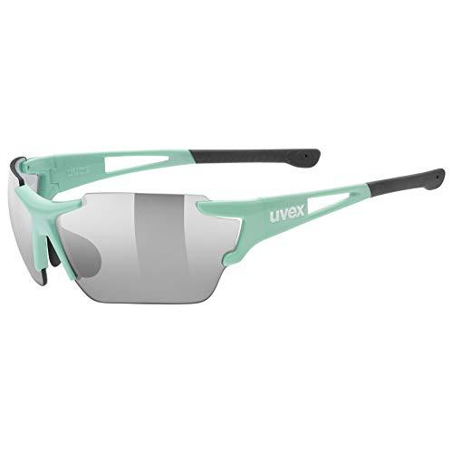 Uvex Erwachsene Sportstyle 803 Race variomatic Sportbrille Mit Stufenloser Scheibentönung Mint, one Size