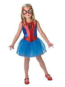 Rubie's 3888884 - Spidergirl Child Kostüm,  Größe:  S