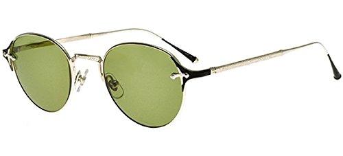 MATSUDA Sonnenbrillen HERITAGE 2859H PALLADIUM WHITE/GREEN Herrenbrillen