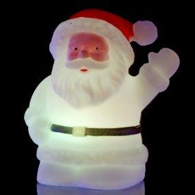 Père Noël lumineux Karl Multicouleur