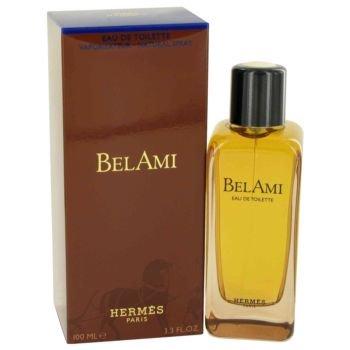 Bel Ami Eau de Toilette Spray 3.4Oz für herren von Hermes
