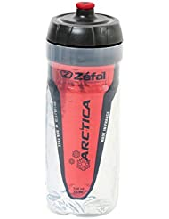 Zefal Arctica Bidón, isothermo, 550 ml, rojo, Multicolor, M