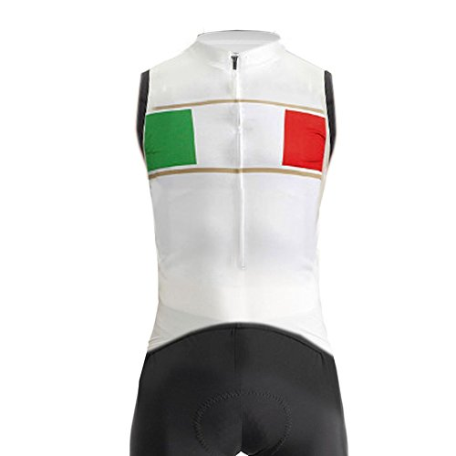 UGLYFROG ROPA SIN MANGAS HOMBRE MAILLOTS CICLISMO SLEEVELESS SKINSUIT WITH GEL PAD TRIATLON CLOTHES ESHSLT05