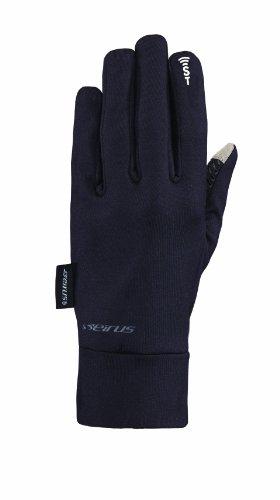 Seirus Isolierte Handschuhe (Seirus Innovation 2112 Dynamax Handschuheinlage mit Soundtouch Touchscreen-Technologie XXL Schwarz)