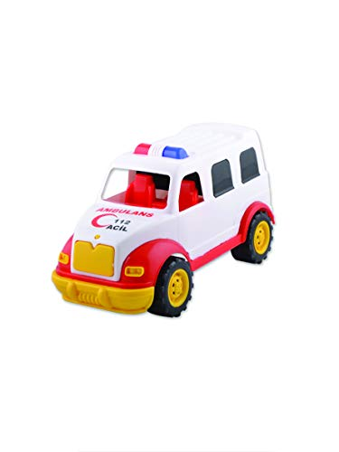 Ucar Oyuncak Ucar oyuncak62Tombul-Ambulance Fahrzeug Spielzeug John Deere Cake Topper