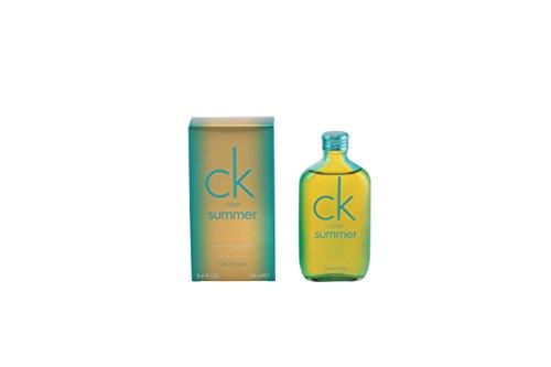 Calvin Klein CK One Summer 2014 unisex, Eau de Toilette Vaporisateur, 1er Pack, (1x 100 ml)