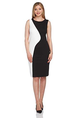 Roman Originals Women's Online Exclusive Colour Block Scuba Dress