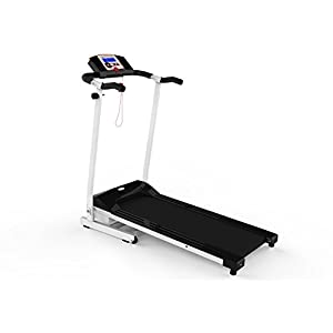 314Eyl8DYdL. SS300  - FIT4HOME JK05 FOLDING TREADMILL FITNESS EXERCISE RUNNING MACHINE MOTORISED F4H PORTABLE TREADMILL