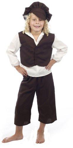 viktorianischen boy große 10-12 - Oliver Twist Kostüm