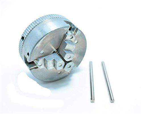 Drei-Backen-Spannfutter, Klemmdurchmesser 1.8~56mm/12~65mm, Z011 für Mini-Drehmaschine