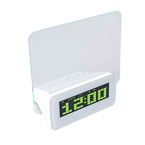 Mother & Kids Wet Reminder Hearty 1pc Baby Led Screen Multifunctional Clock Alarm Clock Message Board Care Blue Led Fluorescent Digital Usb 4 Port Hub Highlighter