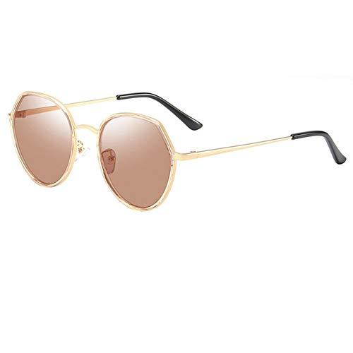 Yuanz Cat Eye Polarized Sonnenbrille Männer Frauen Driving Square Frame Sonnenbrille Männlich Weiblich Goggle Uv400,S
