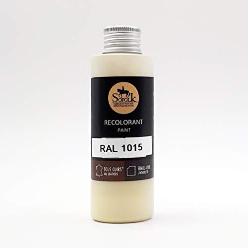 Pintura de piel sintética y vinilo - 21 colores disponibles - Cuidado...