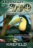 Abenteuer Zoo - Krefeld [DVD]