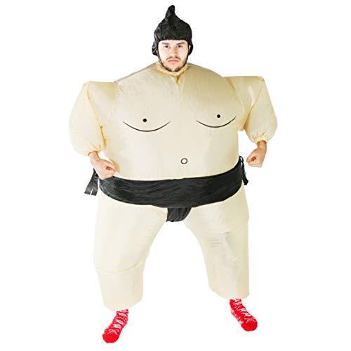 Bodysocks® Inflatable Sumo Wrestler Costume (Adult)
