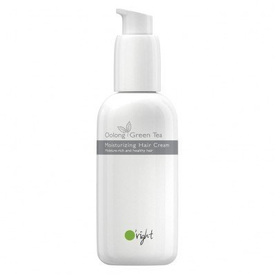 O'right Oolong Green Tea Moisturizing Cream 180ml / 6.33 fl.oz. by Hair O'right Int'l. Corp.