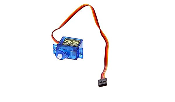 SG90 9G micro small servo motor for RC Robot Helicopter Airplane controls WT