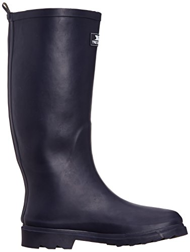 Trespass Damon Damen Gummistiefel Blau (Black Iris)