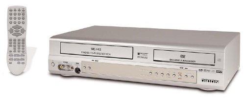 Orion VDR 4003 VHS- und DVD-Rekorder Kombination silber