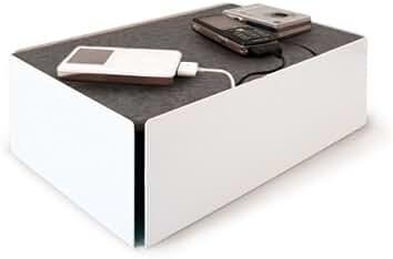 Konstantin Slawinski Charge Box Weiß Grau / Kabelbox Für Ladegeräte Oder  Mehrfachsteckdosen / 31