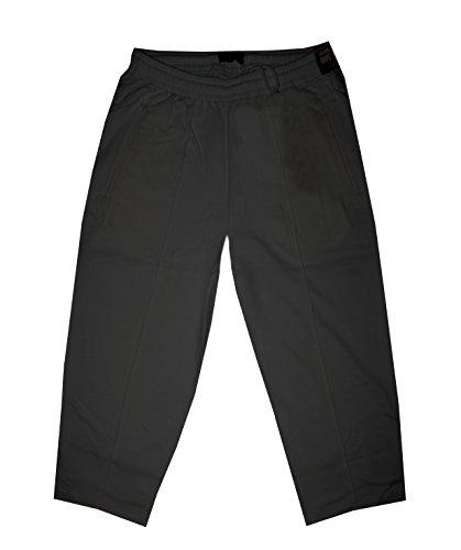 Schneider Sportswear 3/4-Trainingshose Capri für Damen (25, schwarz) -