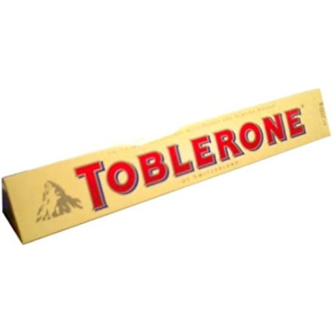 Toblerone 400g chocolate con leche