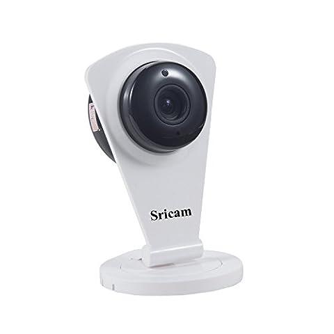 Caméra IP HD 720p Camera de Surveillance Tsing avec Application