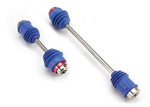 Traxxas 5151R - Piezas de Coche para Modelo Center E-Maxx Driveshaft