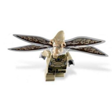LEGO Star Wars: Geonosian Warrior mit Flügeln minifigura (Lego Krieger Waffen)