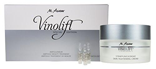 M.Asam Vinolift Ampullenkur (28x2ml) + Straffungscreme (100ml)