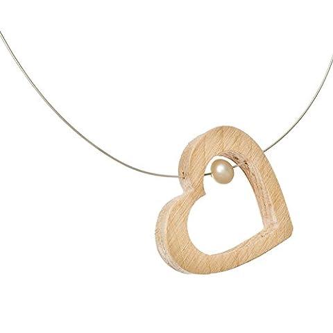 Halskette Pia - Herze die Welt