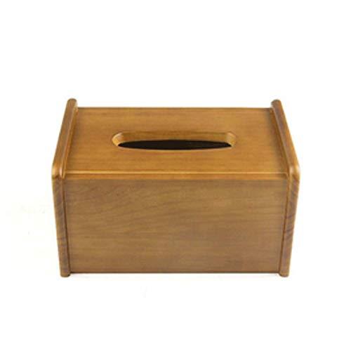YUI Exquisite mode - box für Kreative Europäische Woody Kleenex - box MIT Kleenex - box -