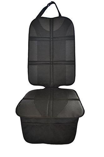 Autositzauflage (Premium Royal-Oxford-Material) zum Schutz vor Kindersitzen, Isofix geeignet, Auto-Kindersitzunterlage wasserabweisend, Autositzschutz, Autositzunterlage, Schoner in universeller Passform