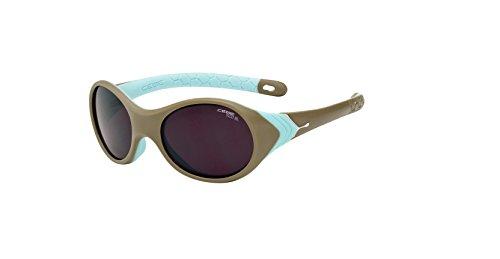 Cébé Kanga Lunettes de soleil Kanga Light Brown Blue 1500 Grey BL