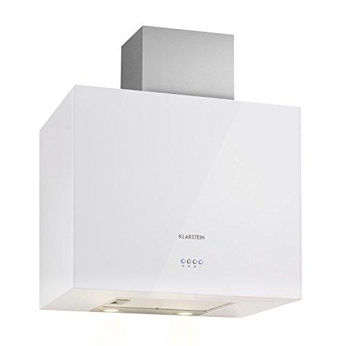 Klarstein Cuboo Campana extractora de Humo (Capacidad absorción hasta 340 m³/h, 3...