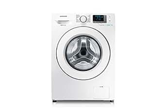 Samsung WF71F5E3P4W Autonome Charge avant 7kg 1400tr/min A+++ Blanc machine à laver - machines à laver (Autonome, Charge avant, Blanc, Gauche, LED, 7 kg)