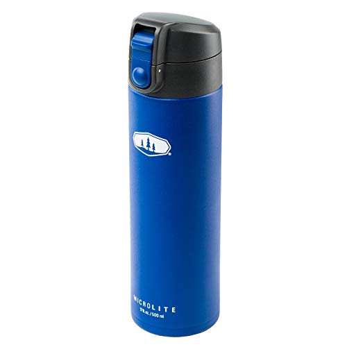 GSI Outdoors Glacier Stainless Microlite 500 Isolierflasche -