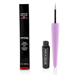 Make Up For Ever Aqua XL Ink Liner Extra Long Lasting Waterproof Eyeliner -  L-90 (Lustrous Violet) 1.7ml/0.05oz